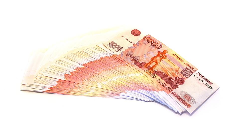 Жители России считают нормальным заработок приблизительно в 40 тыс. руб.