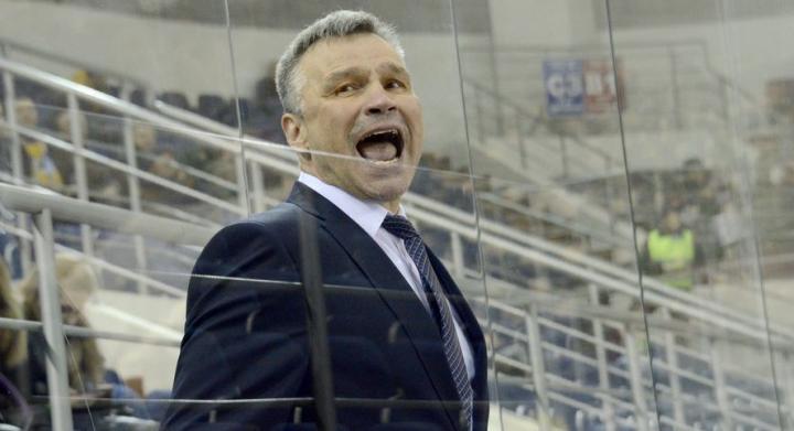 Тренер сборной Беларуссии: Андрей Сидоренко