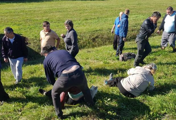 5 человек пострадали вДТП савтобусом вПензенской области