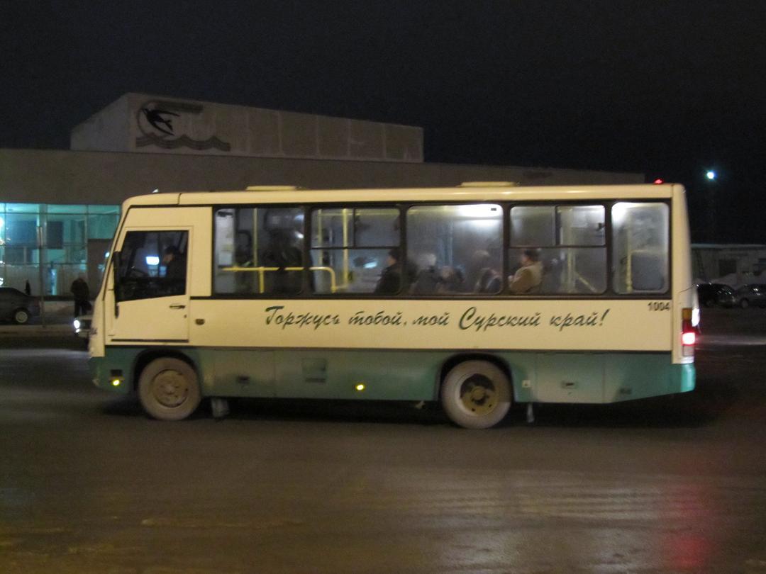 ВПензе 83-летняя пенсионерка упала вавтобусе