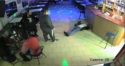 Вбаре три раза судимый гражданин Пензы проломил голову мужчины кулаком