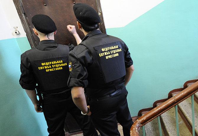 ВПензенской области приставы врейде подолжникам спасли женщину