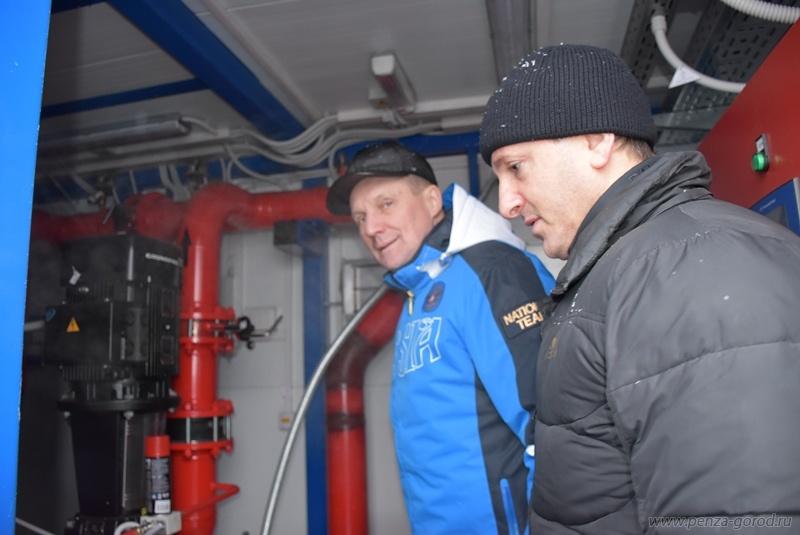 Водопровод впоселке Лесном запустят 27декабря