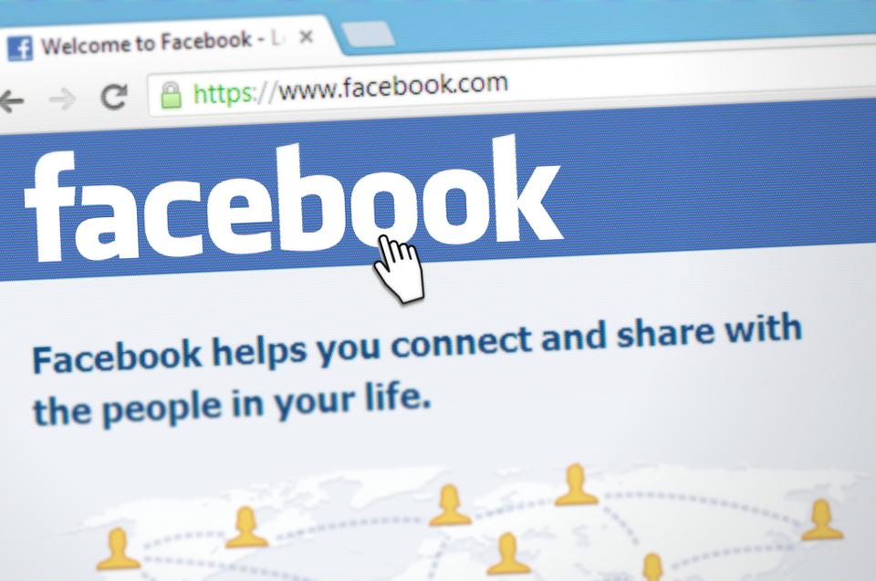 Вмобильном дополнении фейсбук произошел масштабный сбой