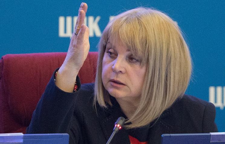 Памфилова сообщила о«беззастенчивом применении административного ресурса» навыборах вЯкутии
