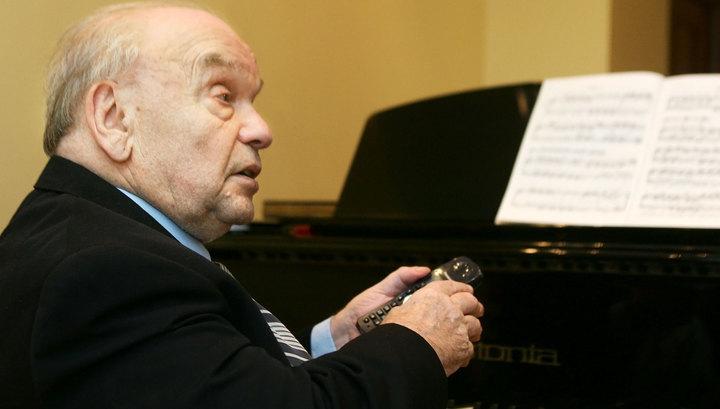 Скончался Владимир Шаинский: Вспоминаем известнейшие песни композитора