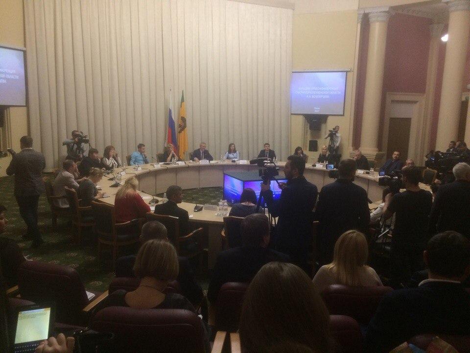 Иван Белозерцев: «Пензенский цирк начнём достраивать впервом полугодии 2018 года»