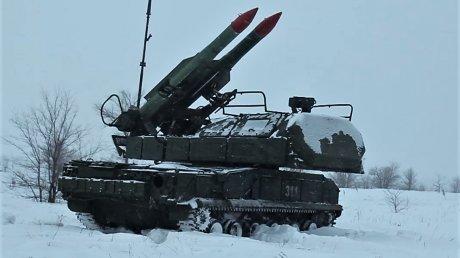 ВПензенской области набоевое дежурство вернулся «Бук»