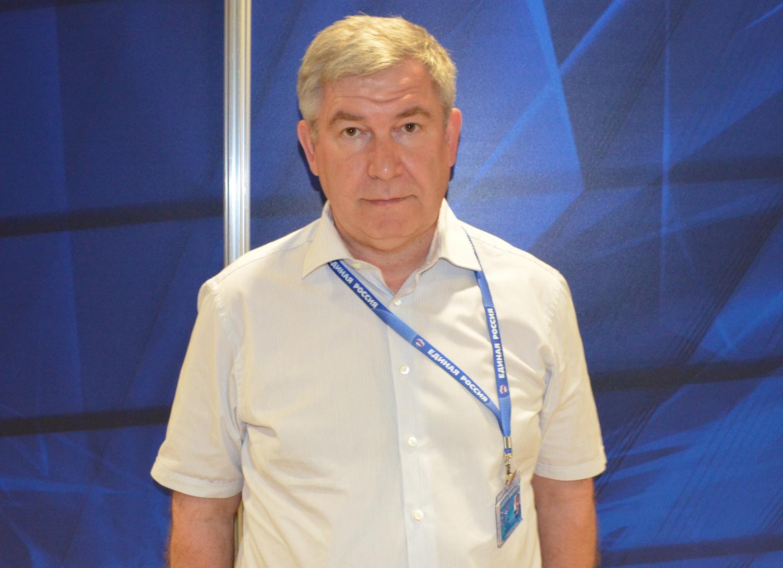 Валерий Сухих учавствует вформировании предвыборной программы ЕДИНОЙ Российской Федерации