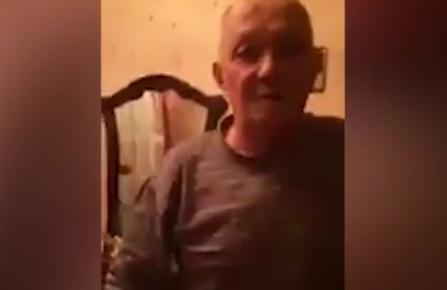 Школьница устроила трансляцию издевательств над своим дедушкой вПерископе