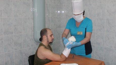 В пензенской больнице мужчине успешно пришили отрубленную кисть