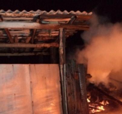 51-летний мужчина умер напожаре вКуркинском районе
