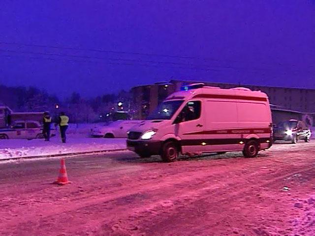 Натрассе под Пензой умер вДТП шофёр тягача