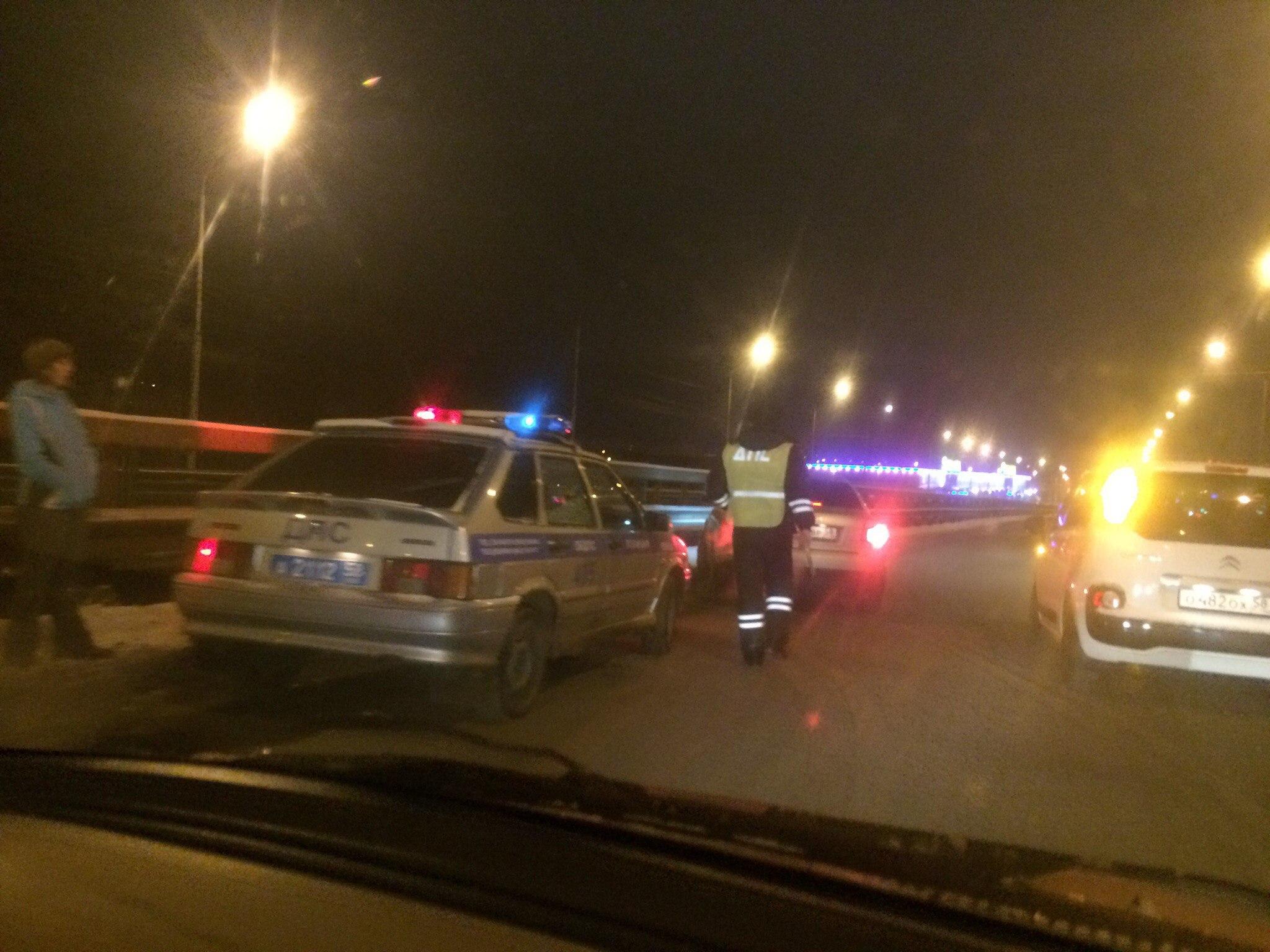 ВНевинномысске полицейские настигли нетрезвую автоледи