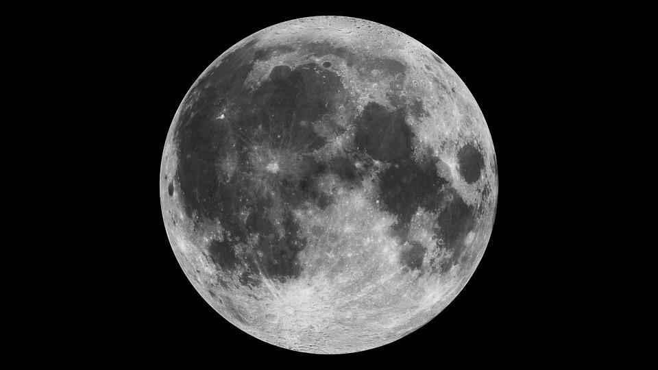 Третьего декабря жители Москвы увидят на небе огромную луну