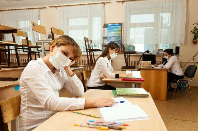 ВПензе накарантин закрыто 60 классов, школы функционируют вобычном режиме