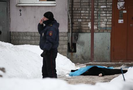 Наулице Ладожской вПензе насмерть разбился мужчина