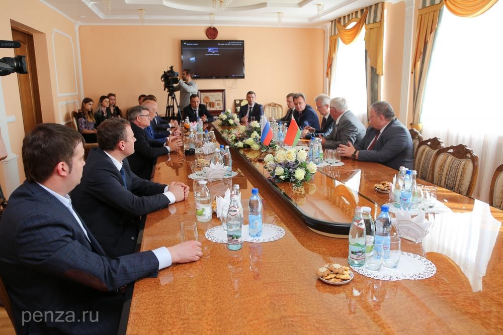 Достигнута договоренность опоставке семян из республики Белоруссии вПензенскую область
