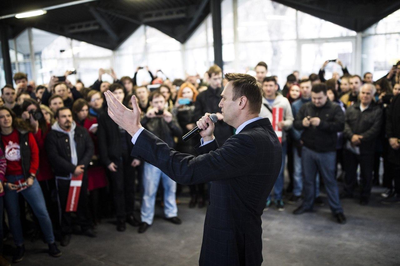 ВПензу приедет Алексей Навальный