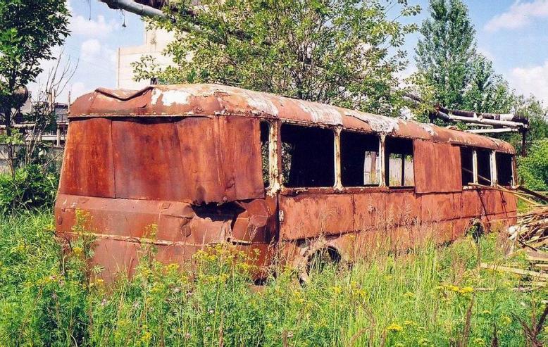 Пензенец похитил сдачного участка кузов автобуса