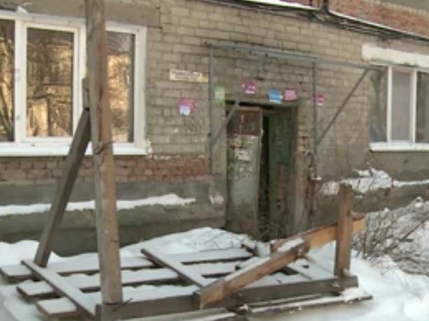 Собственников квартир наУдарной, 35, снова пригласили вманевренный фонд
