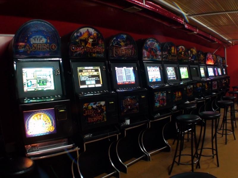 Игра игровые автоматы бригада как обыграть игровые автоматы гаминатор