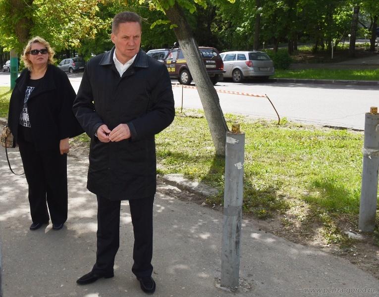 Валерий Сараев остался втройке самых медийных мэров ПФО
