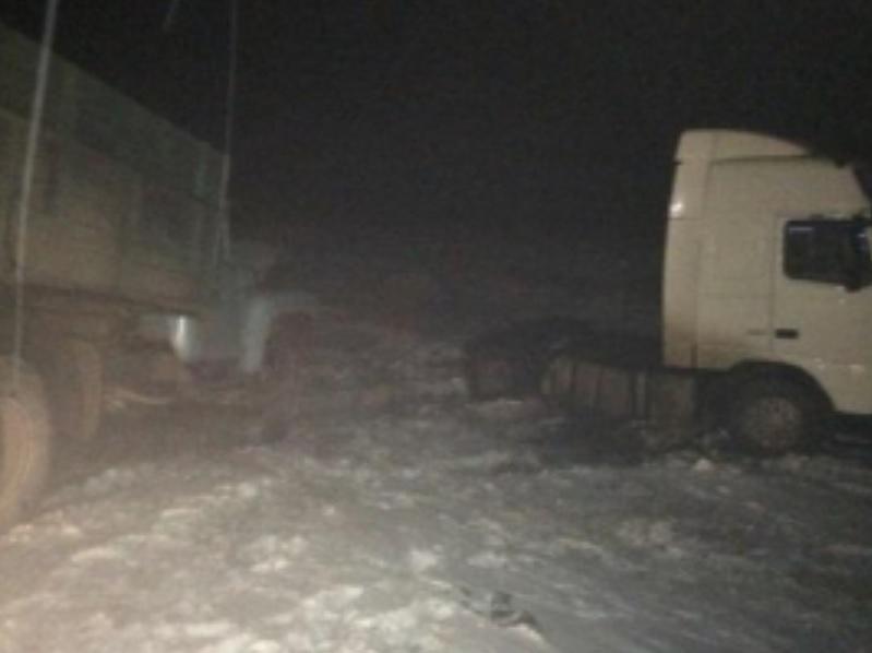 ВПензенском районе вмассовом ДТП умер 45-летний мужчина