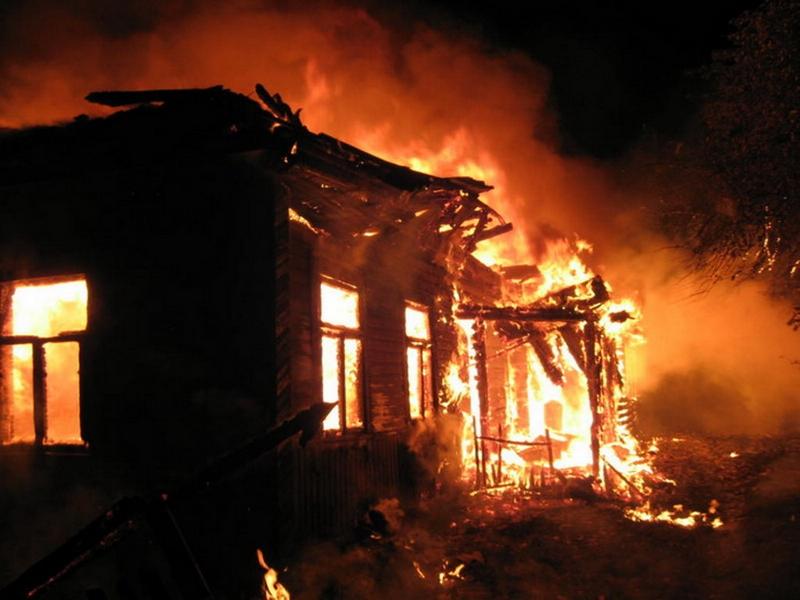 Мужчина умер в итоге пожара вСпасске
