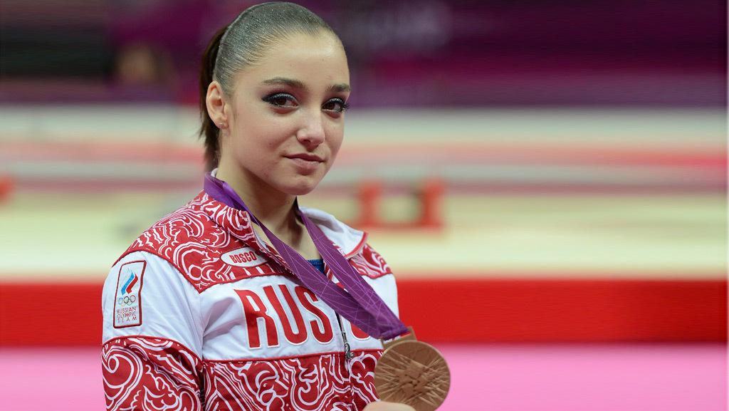 Олимпийская чемпионка Алия Мустафина готовится впервый раз стать мамой