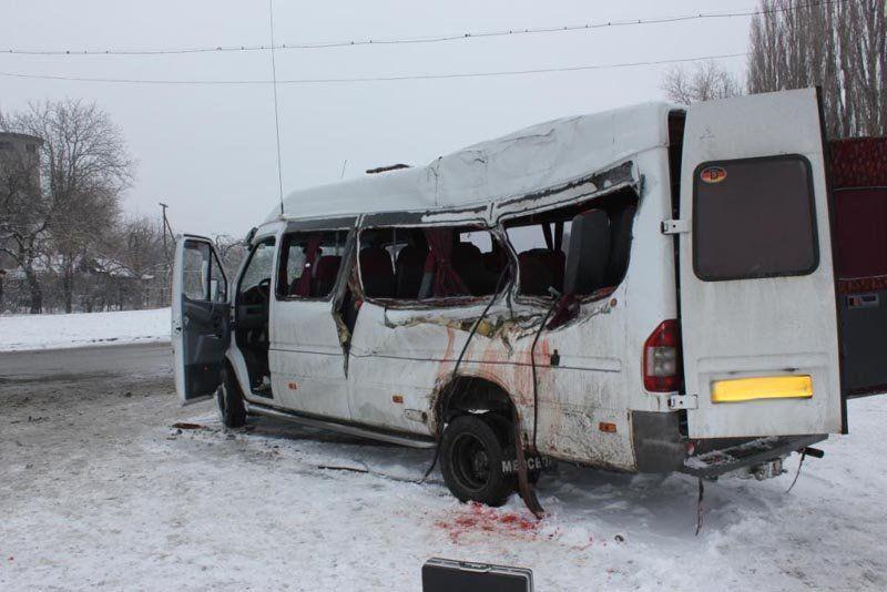 Свидетели: в ужасной трагедии натрассе «Пенза— Сердобск» погибли три молодых парня