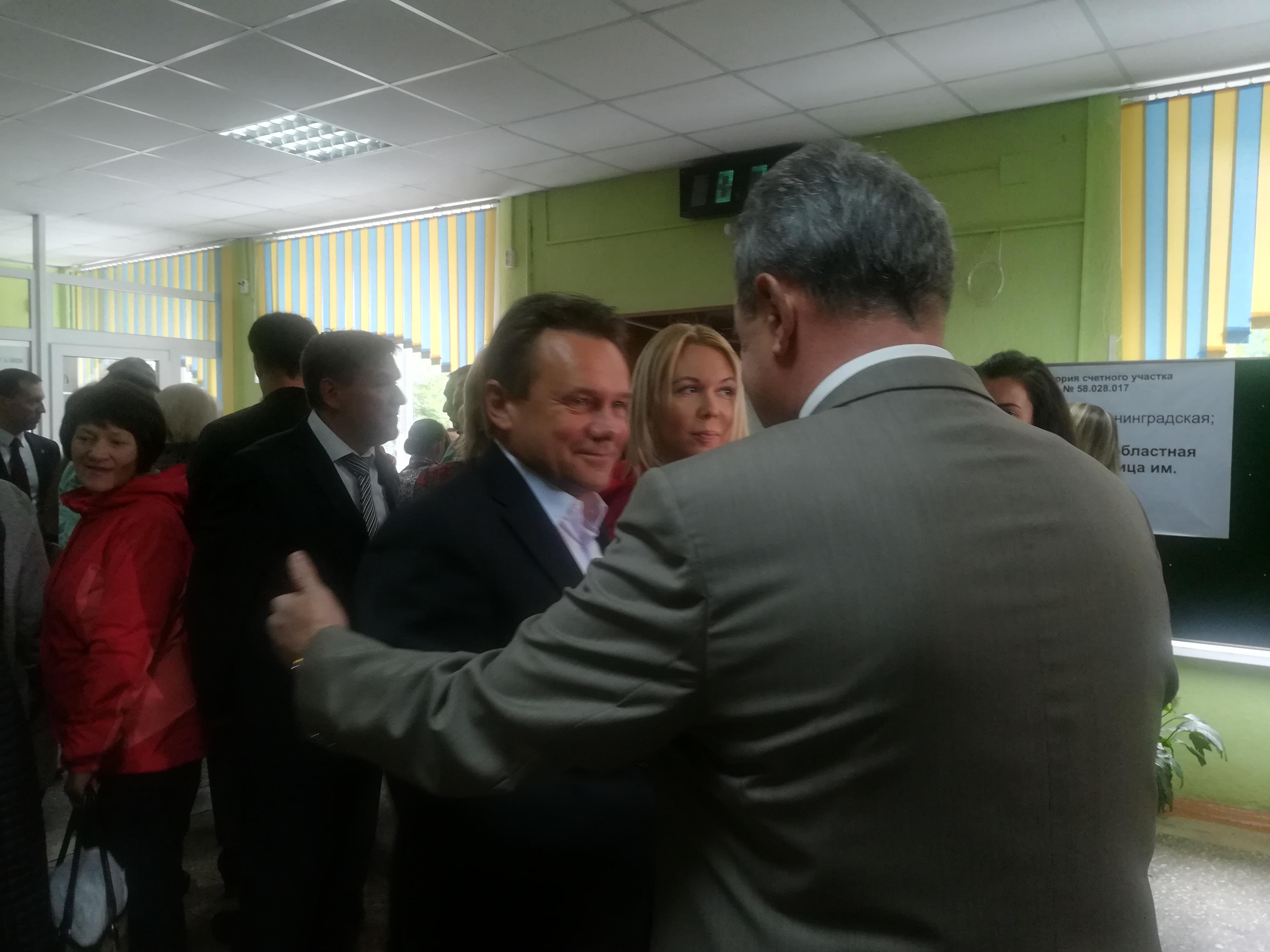 В «Единой России» стартовал Единый день предварительного голосования