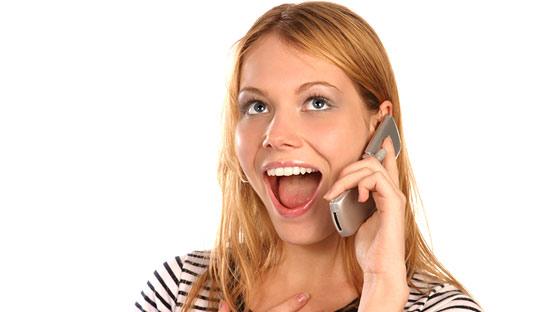 Звонок по телефону поздравление с