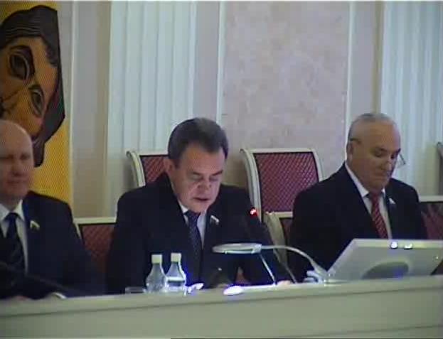 Губернатору Пензенской области в предстоящем году сократят заработную плату