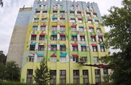 Граффити на помещении вПерми признано наибольшим вгосударстве