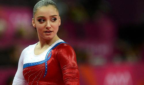 Алия Мустафина: «Постараюсь настроить Мельникову нафинал командных соревнований»