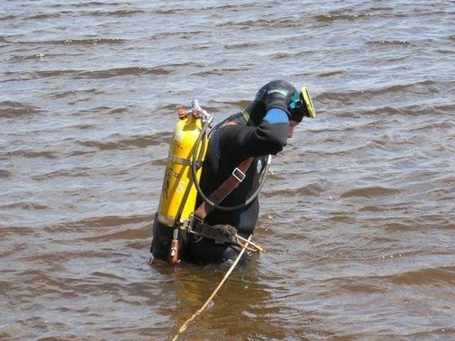 ВКаменском районе водолазы ненашли тело пропавшего