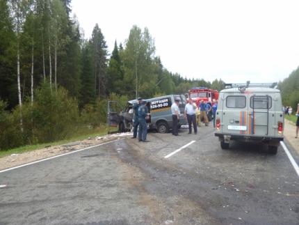 Число жертв  вДТП под Кировом возросло  до7 человек