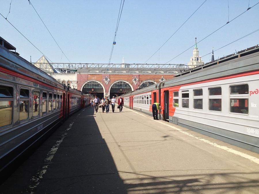 НаКазанском вокзале поезд насмерть сбил подростка