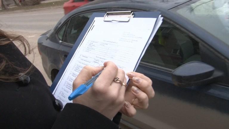 ВПензе приставы при помощи мобильного арестовали авто должника