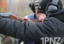 Пензенские общественники вывезли школьников на стрельбище
