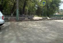 Ремонт Пушкина и Бекешской в мае 2017