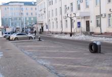 Парковки муниципальные в Пензе