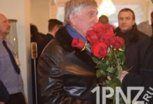 Похороны Вячеслава Сатина