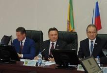 Сессия городской Думы 3 августа