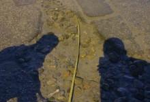 Кузнецкие ямы на дорогах