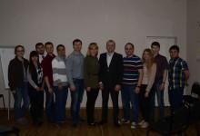 В Пензе презентовали «Молодежный избирательный штаб – 2016»
