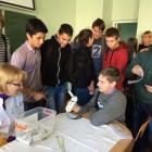 Студентов и преподавателей пензенской сельхозакадемии обследуют смокелазейром