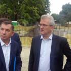 Белозерцев и Гришаев пытаются включить Пензенскую область в программу по строительству типовых школ