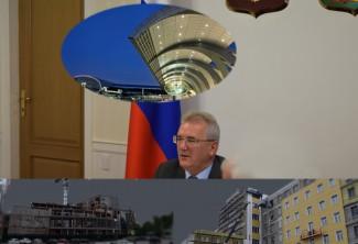Мечта Белозерцева. В Пензе появится новый аэровокзал?